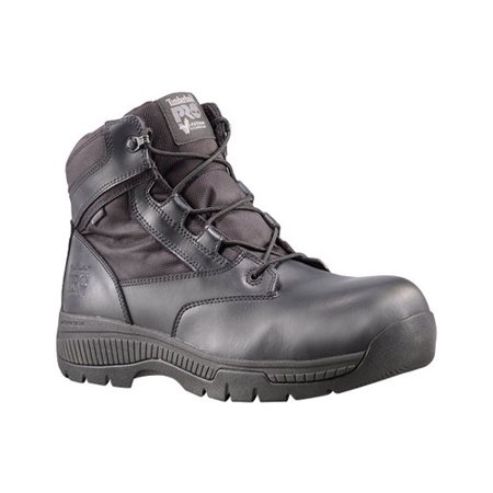 "Women's Timberland PRO Valor Duty 6"" Composite Toe WP Side-Zip Boot"