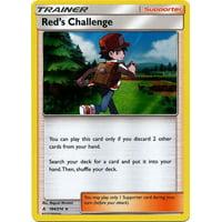 Pokemon Unbroken Bonds Red's Challenge #184