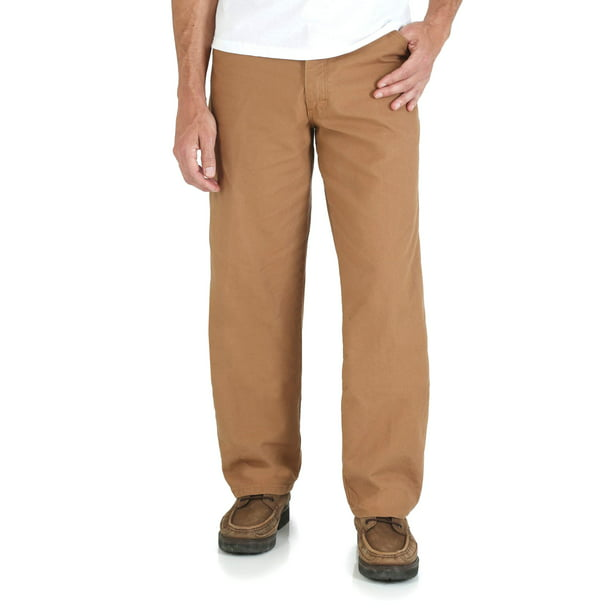 Rustler Men's Canvas Carpenter Jeans
