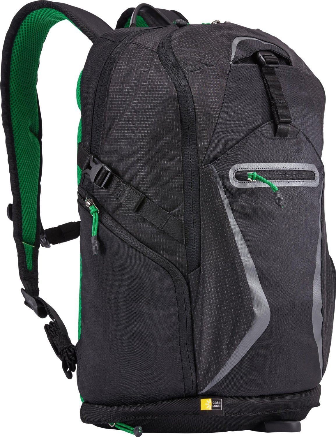 Case Logic Griffith Park Daypack for Laptops and Tablets, Black by Case Logic