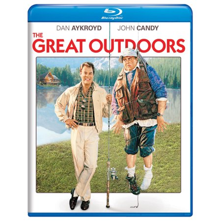Great Halloween Movies For The Family (The Great Outdoors (Blu-ray))