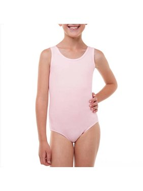 Danskin Now Girls' Tank Dance Leotard (Little Girls & Big Girls)