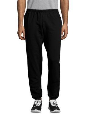 Hanes Sport Men's and Big Men's Ultimate Cotton Fleece Sweatpants with Pockets, Up to Size 2XL