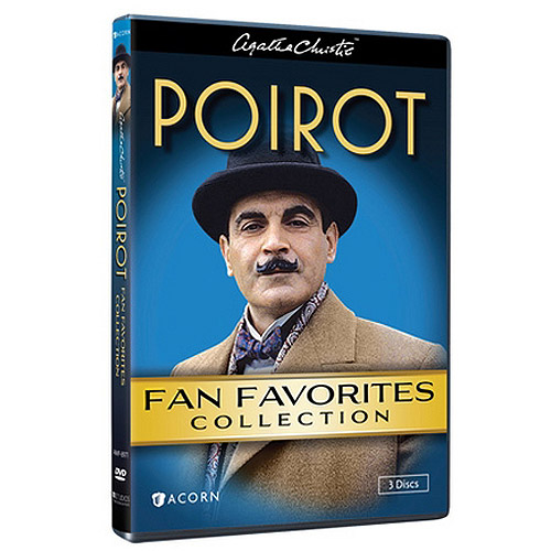 Poirot: Fan Favorites Collection (Widescreen, Full Frame)