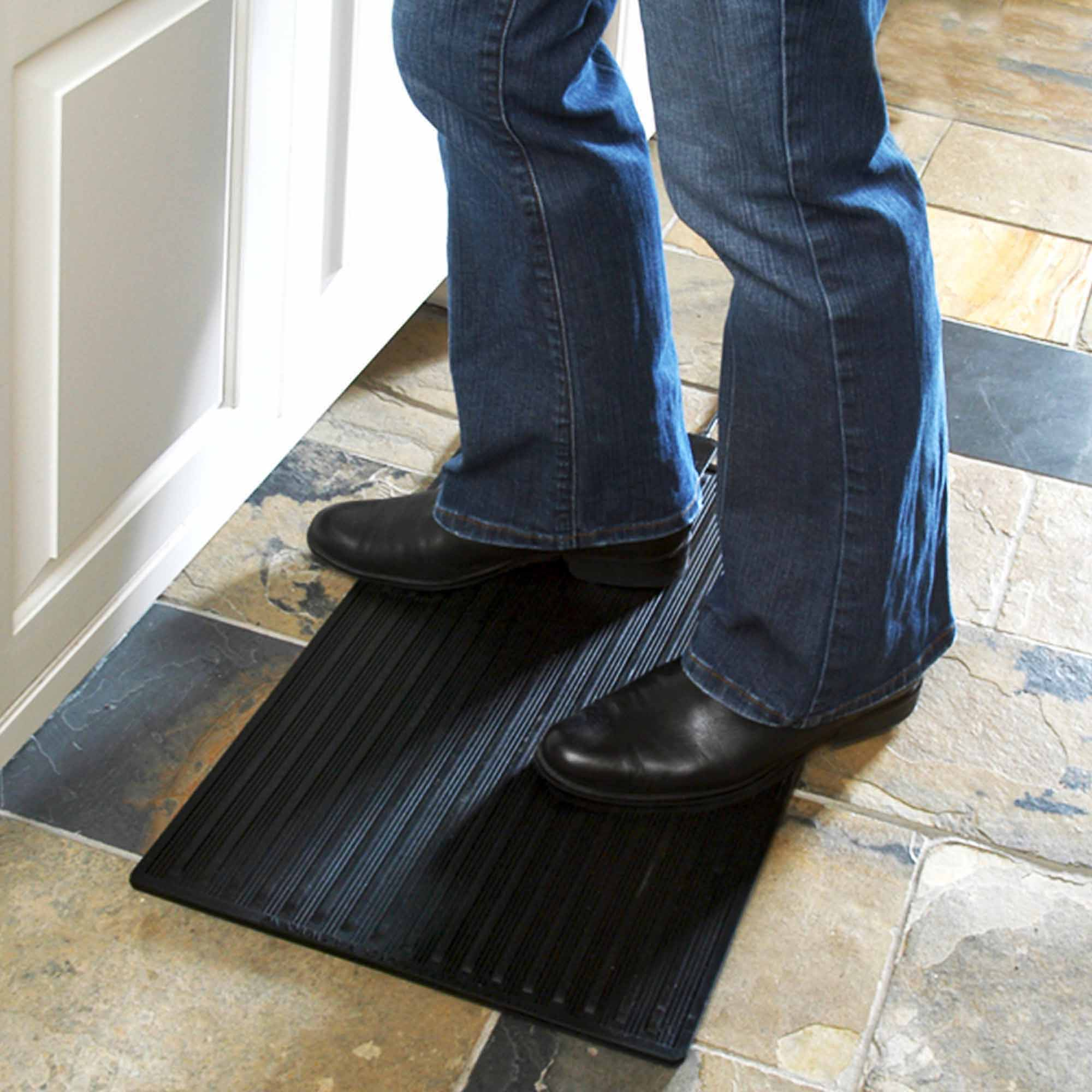 Foot Warmer Rubber Floor Mat Heater Walmart