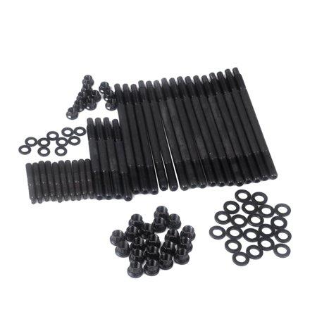 12-Point Cylinder Head Stud Kit 4.8L 5.3L 5.7L 6.0L 33380 for Chevy LS1 LS6 LS2 1997-2003 (Ls6 Cylinder Heads)