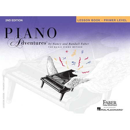 Piano Adventures, Primer Level, Lesson Book