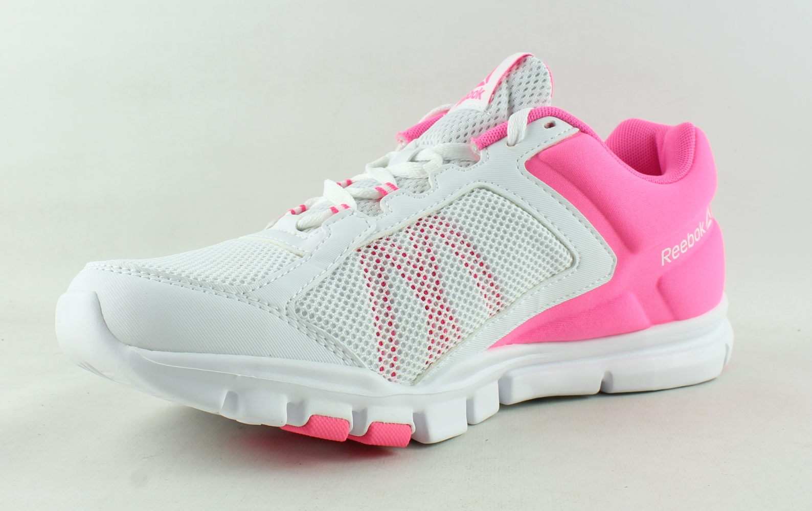 Reebok - Reebok Womens Yourflex Train 9.0 White Running 6733a10c1