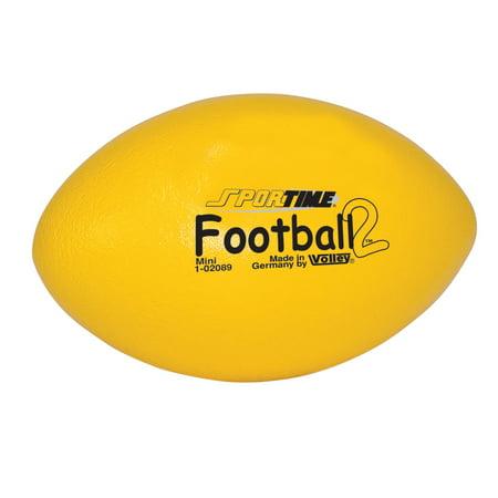 Volley SuperSkin-2 Foam Mini Size Football, Yellow