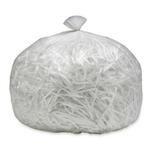 "Skilcraft Shredder Bags,0.80 mil, 39 Gallon,36""x39"",50 Bags/BX,CL 3994793"