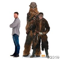 Solo: A Star Wars Story™ Han Solo & Chewbacca Stand-Up