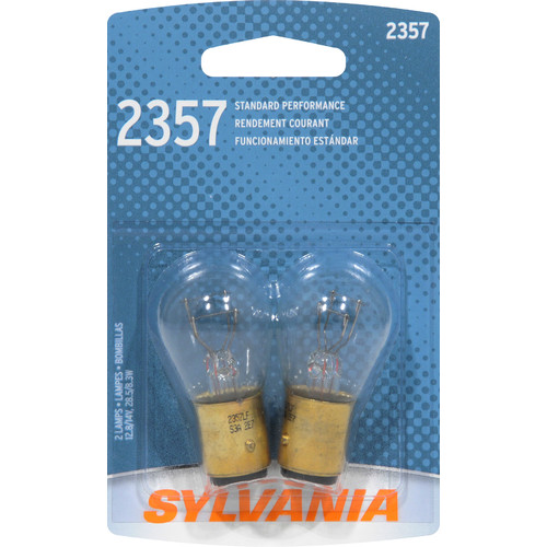 Sylvania 28.5/8.3W 12.8/14-Volt Light Bulb (Set of 2)