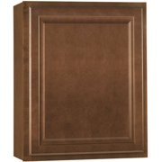 Rsi Home Products Hamilton Kitchen Wall Cabinet, Fully Assembled, Raised Panel, Cafe, 24X30X12 In. - 2478150