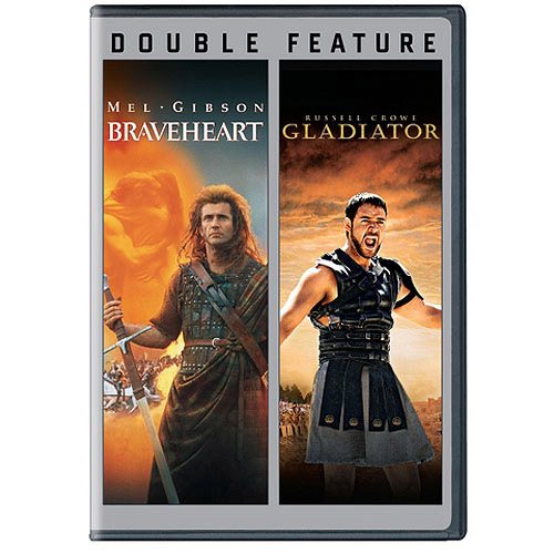 Braveheart / Gladiator (Widescreen)