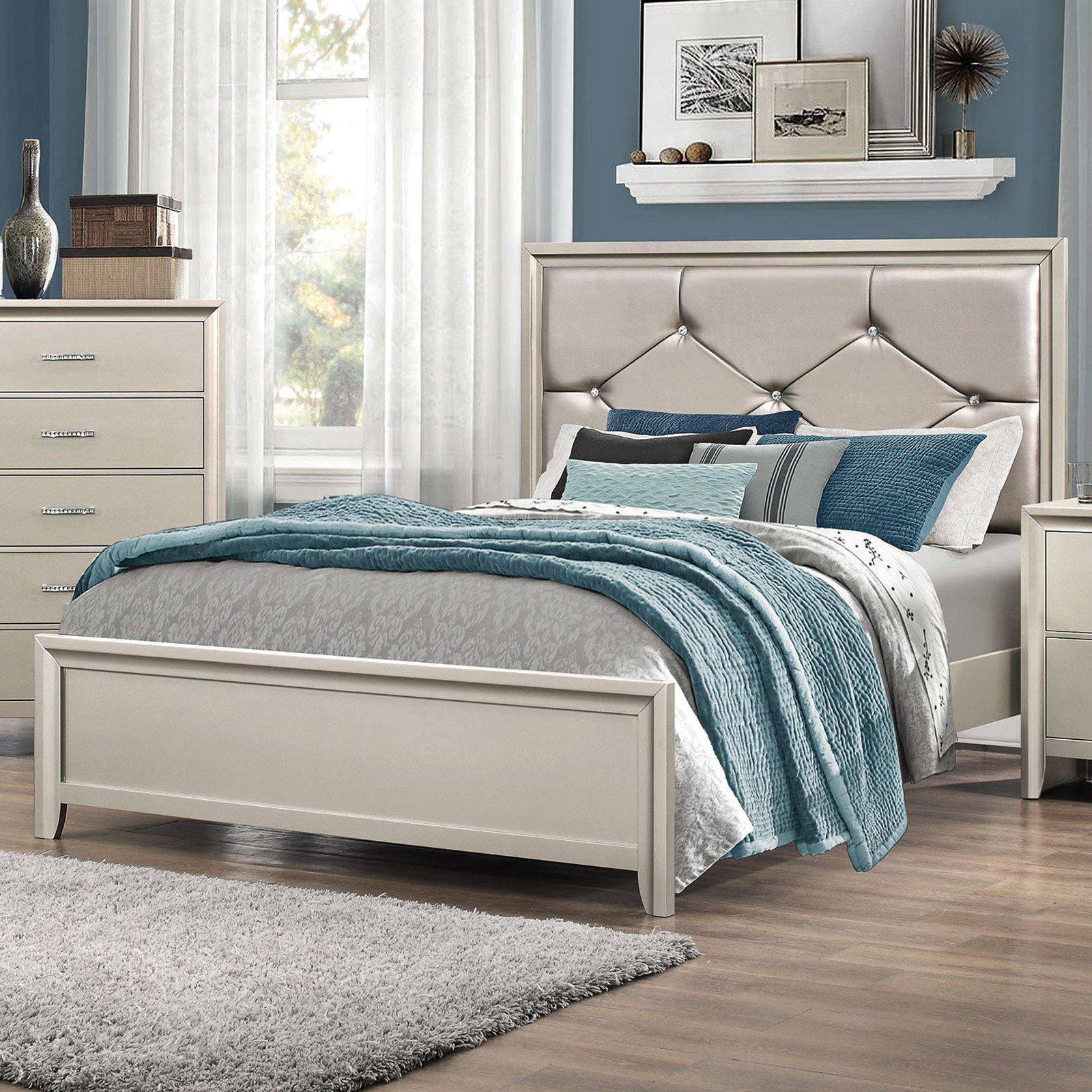 Coaster Furniture Lana Upholstered Bed