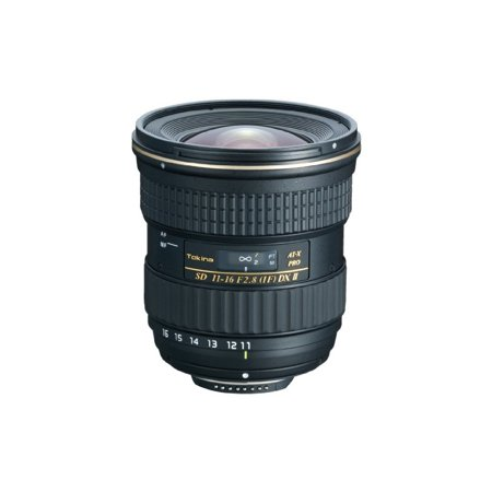 Tokina 11-16mm f/2.8 AT-X 116 PRO DX-II Lens for Nikon