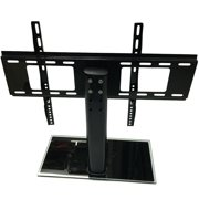 37 55 Inch Adjule Universal Tv Stand Pedestal Base Wall Mount Flat Screen Tvs For