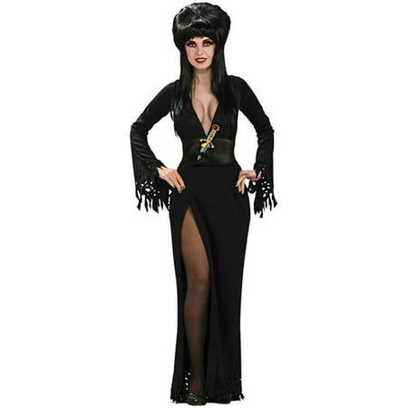 Elvira Grand Heritage Adult Halloween Costume, Size: Women's - One - Iv Halloween