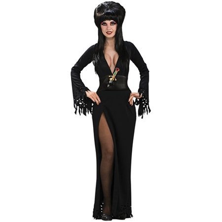 Elvira Grand Heritage Adult Halloween Costume, Size: Women's - One Size](Elvira Halloween Songs)