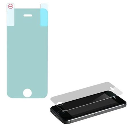 Insten iPhone SE / 5 / 5S / 5C Shatter proof Tempered Glass Clear Screen (Difference Between Iphone 5 5c And 5s)