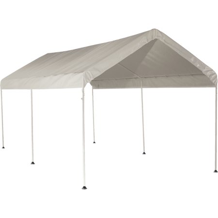 Shelterlogic MaxAP Carport Canopy, 10' x 20', White