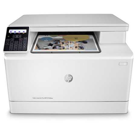 HP Factory Recertified Color Laserjet Pro M180nw Mfp 17ppm 600x600dpi 150-Sheet