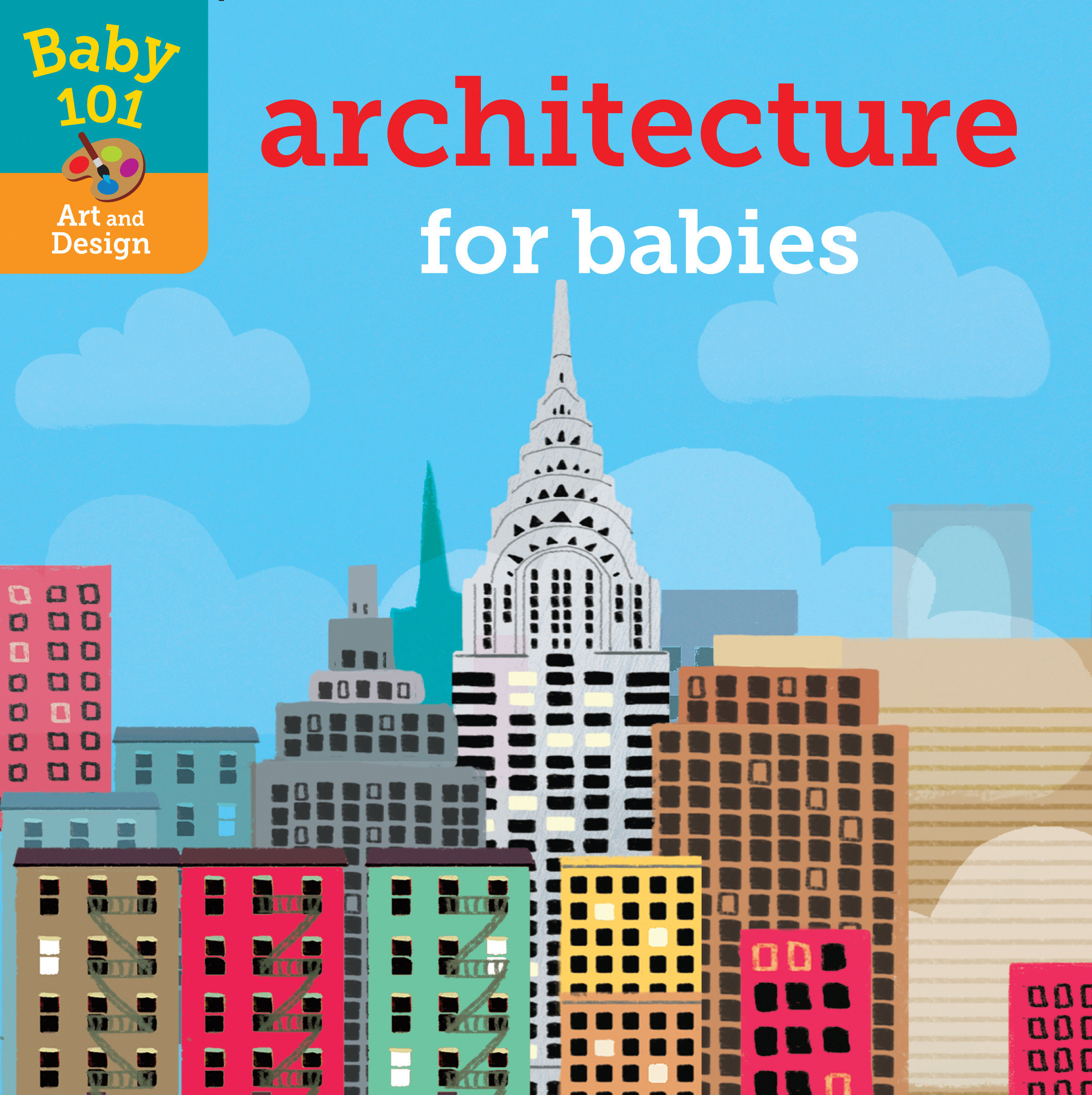 Architecture for Babies (Board Book)