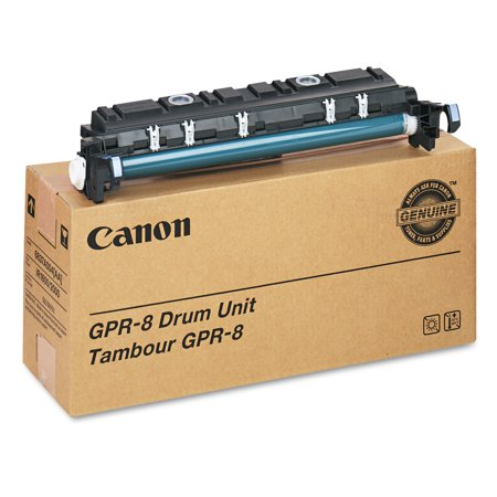 Canon 6837A004AA Drum Unit, Black