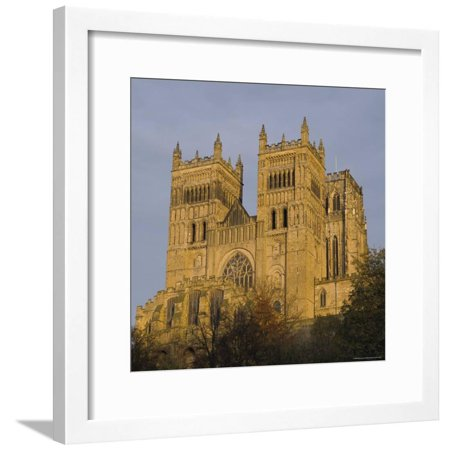 Durham Cathedral, Dating from Norman Times, Unesco World Heritage Site, Durham, England, UK, Europe Framed Print Wall Art By Michael (Designer Discount Sites Uk)