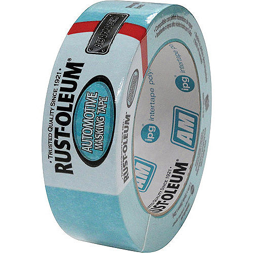 Rustoleum Advanced Automotive Masking Tape, Aqua