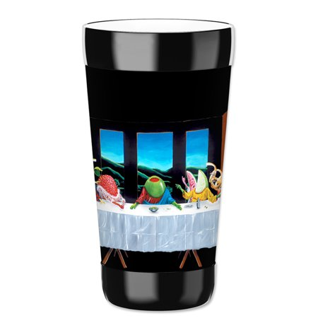 b13511c00ea0 Mugzie 16-Ounce Tumbler Drink Cup with Removable Insulated Wetsuit ...