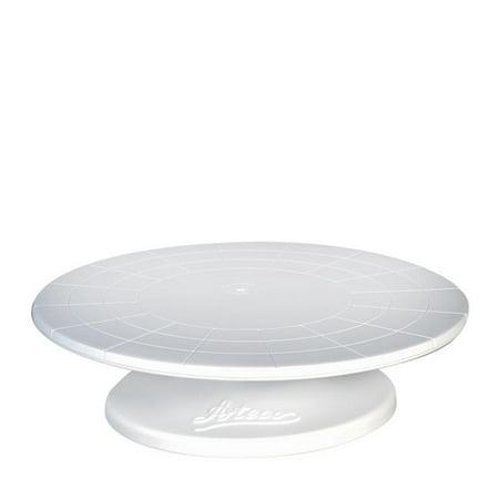 Ateco 610 Revolving Cake Decorating Stand with Non-Slip Pad, 12