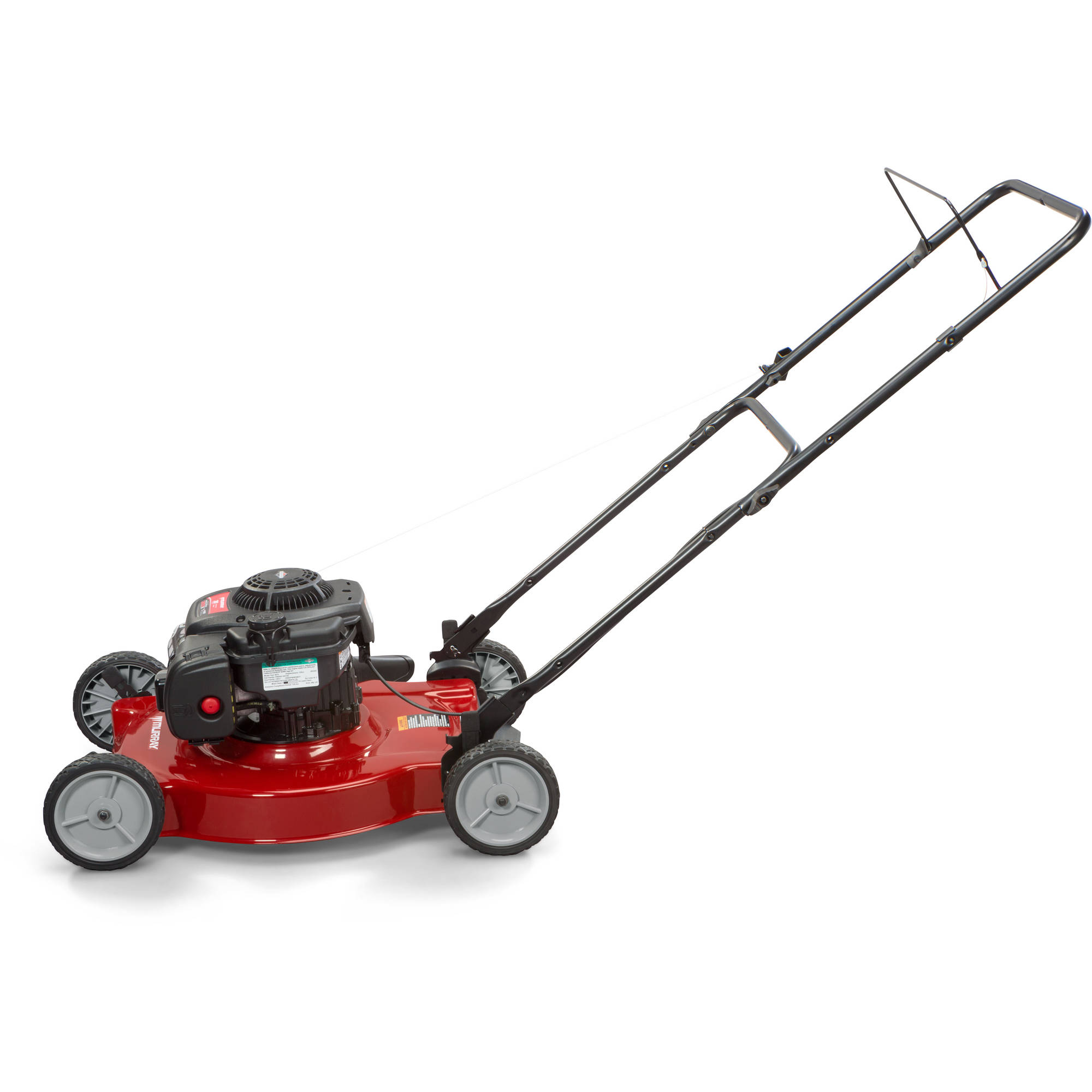 Quot Murray 20 Quot Quot 125cc Gas Powered Side Discharged Push Lawn
