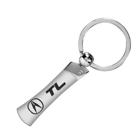 Acura TL Blade Style Metal Key Chain Walmartcom - Acura keychain