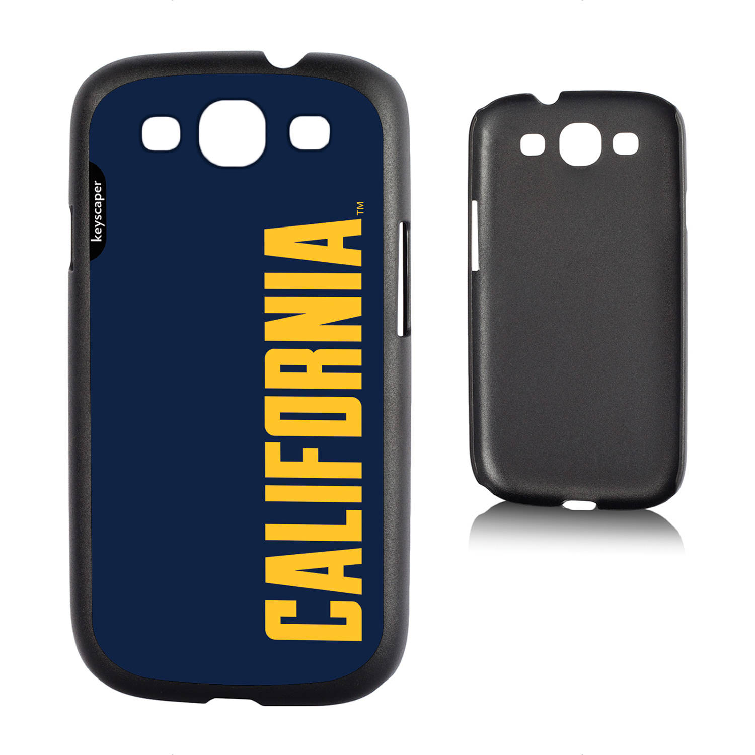California Golden Bears Galaxy S3 Slim Case