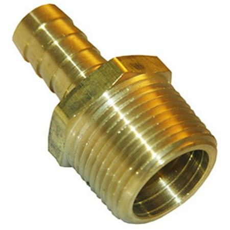 0.75 Male Pipe Thread x 0.375 Barb Adapter - image 1 de 1