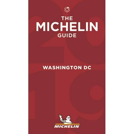 Michelin Guide/Michelin: Michelin Guide Washington DC 2019: Restaurants - Folded