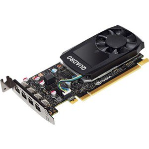 HP Nvidia Quadro P620 2GB GDDR5 Graphics Card - 3ME25AT - Nvidia Quadro 1000m Graphics