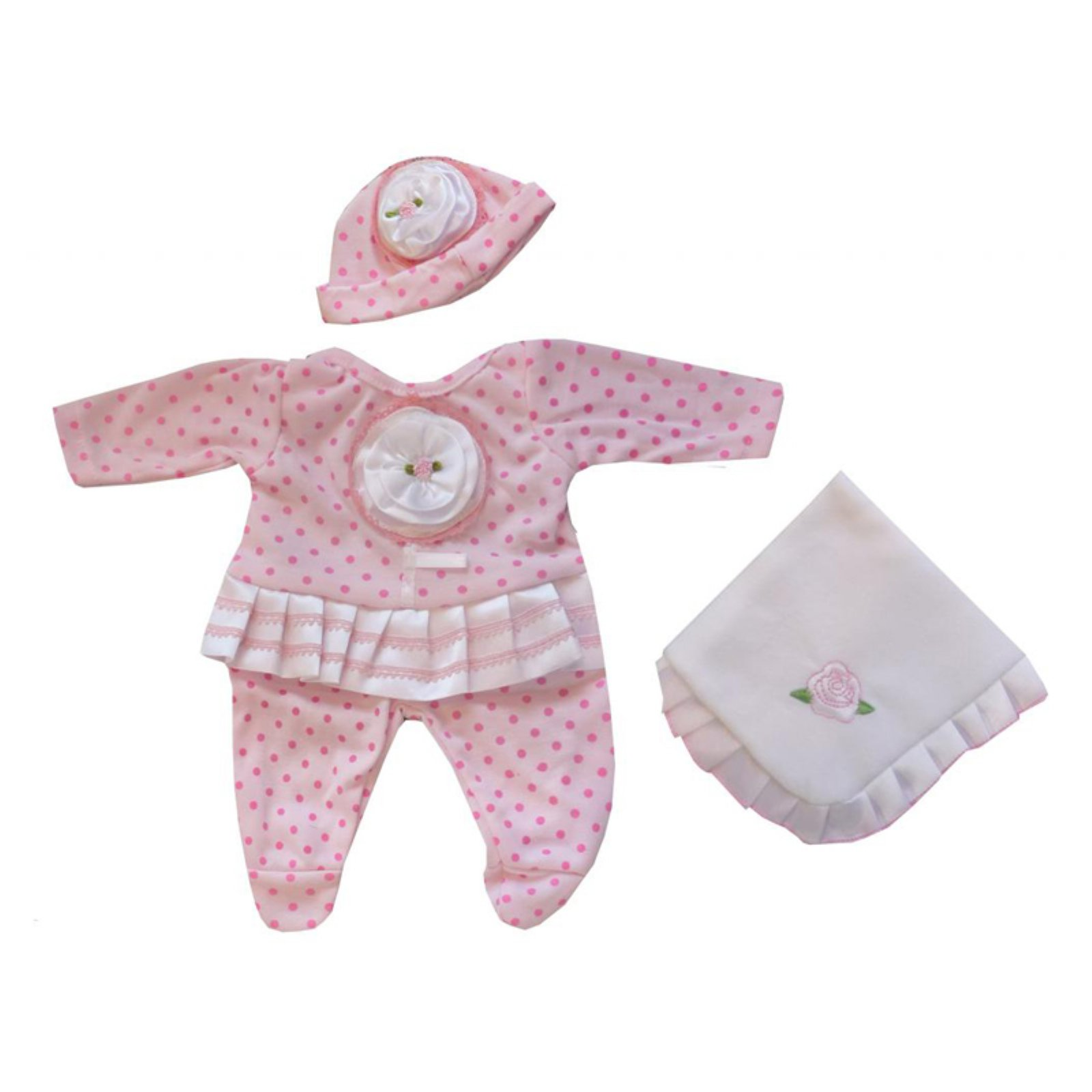 Molly P. Tina 16 in. Doll Outfit