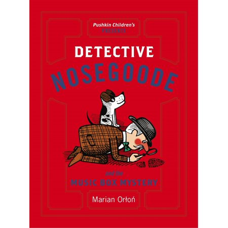 Detective Nosegoode and the Music Box Mystery - Halloween Mystery Box Ideas
