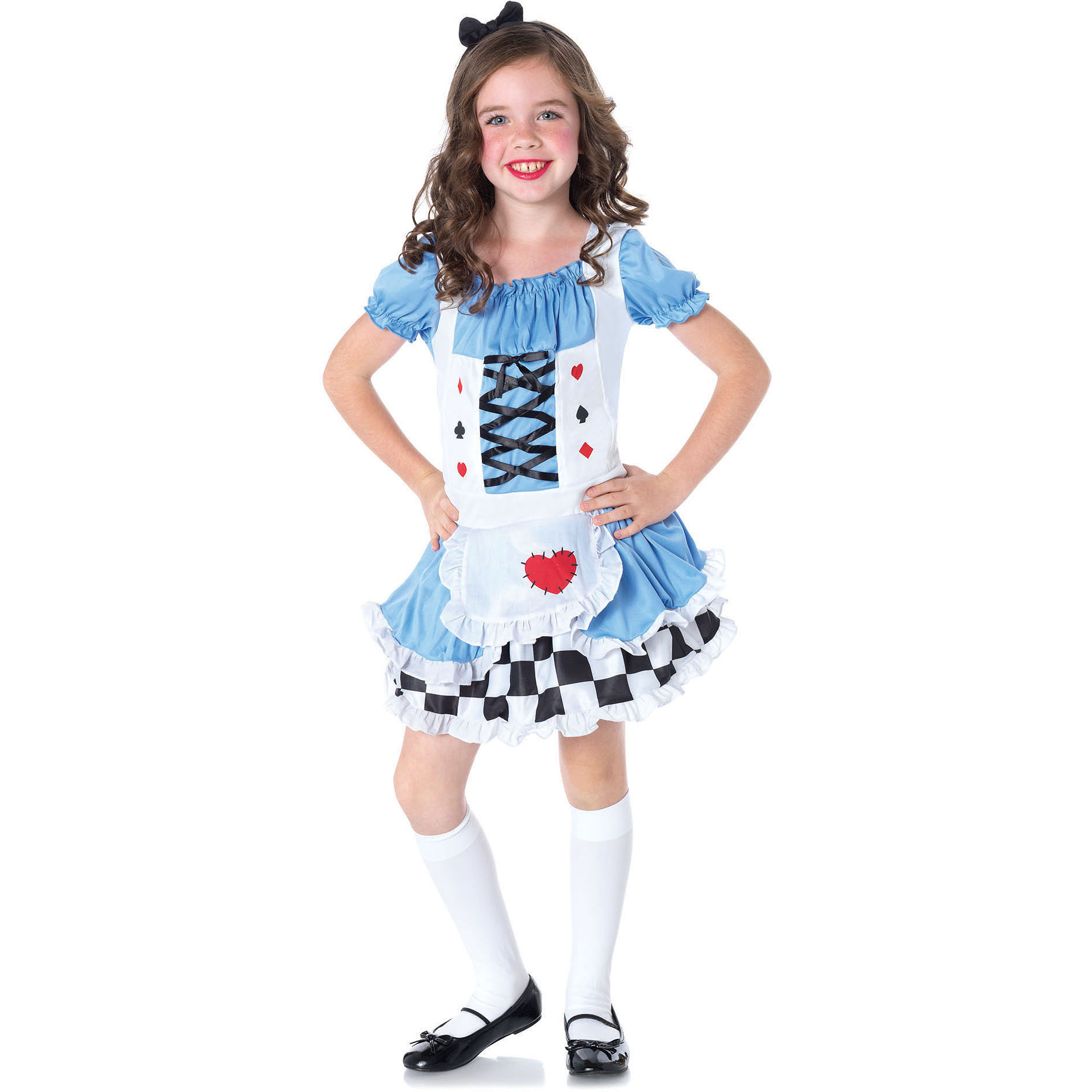 Miss Wonderland Child Halloween Costume