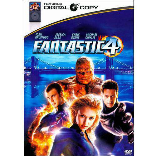 Fantastic Four (Widescreen)
