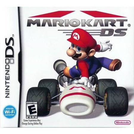 Nintendo Mario Kart DS](Mario For Hire)