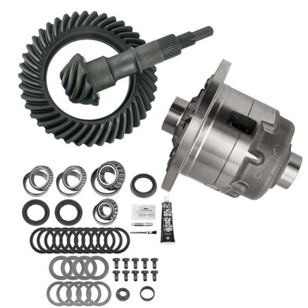 RING AND PINION, BEARING KIT & AAM POSI - GM 8.6/218mm V8 CAMARO - 4.10
