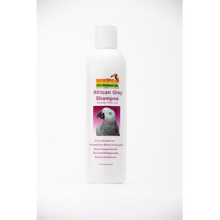 Mango Pet Products 1530 African Grey Shampoo, Case Of 12