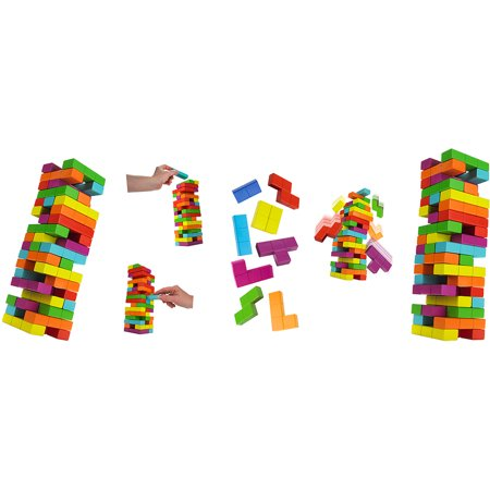 Jenga Tetris Game Walmart