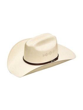 Twister T71563-7 5X Shantung Straw Cowboy Hat - Size 7