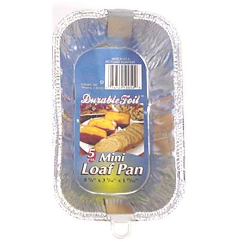 DDI 370700 Mini Foil Loaf Pan -Pack of 24