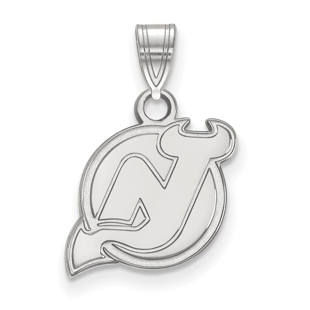 Roy Rose Jewelry Sterling Silver LogoArt University of North Dakota X-small Pendant//Charm
