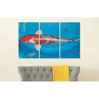 Safavieh Go Fish Triptych Wall Art, Assorted